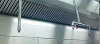 Commercial Kitchen Hood with Filter