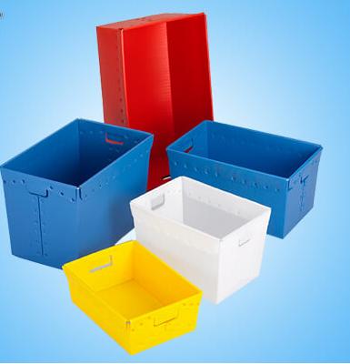 Coroplast Mail Box