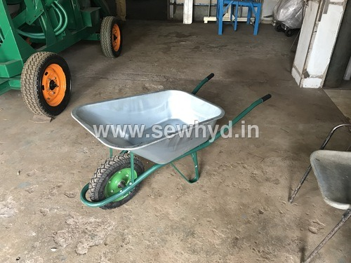 Single Wheel Barrow