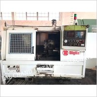 6 AXIS CNC LATHE MACHINE BIGLIA