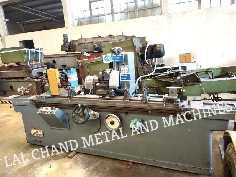 Broach Sharpening Machine Fiulm Landriani