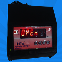 METAL INDICATOR 0.8 DIGIT DISPLAY