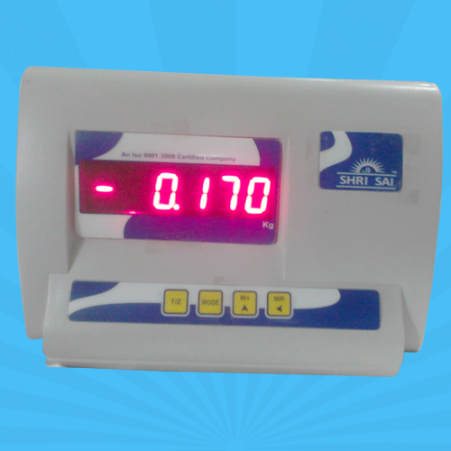 Weighing Indicators Manufacturing in India