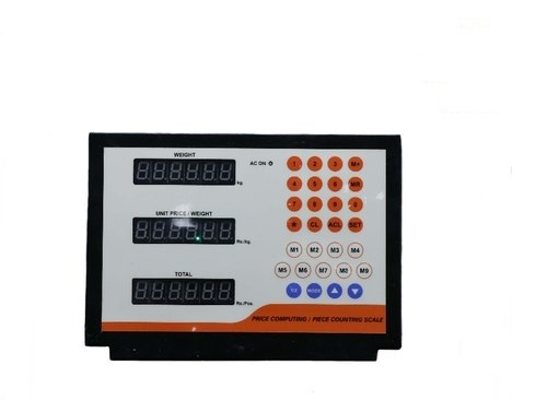 PRICE/PCS COUNTING INDICATOR
