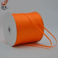 Colorful Polyester Satin Ribbon