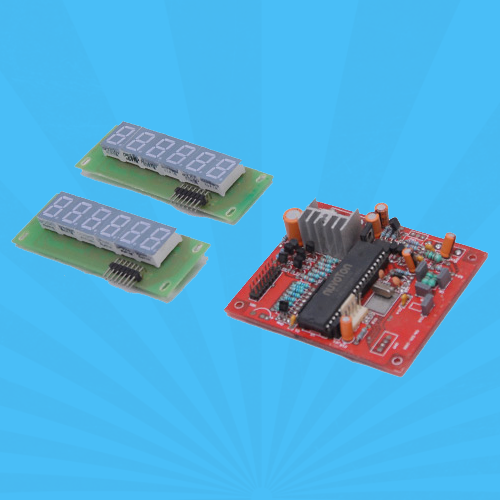 WEIGHING SCALE MOTHERBOARD
