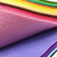 Color Wool Felt Sheet