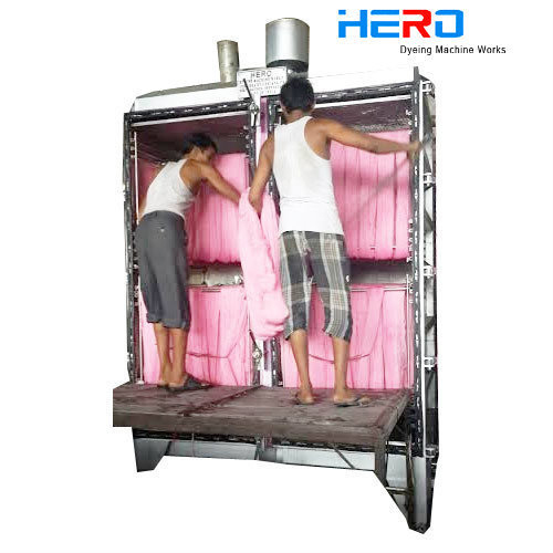 Hero Hank Dyeing Machine