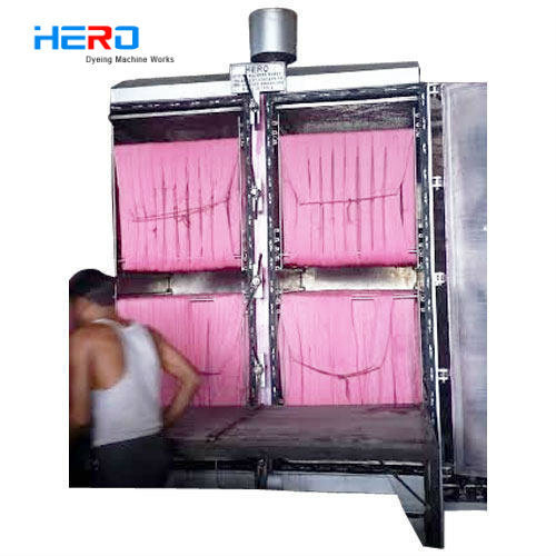 Multicolor Hank Dyeing Machine