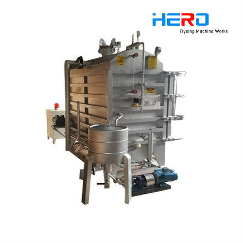 Micro Polyester Yarn Dyeing Machine
