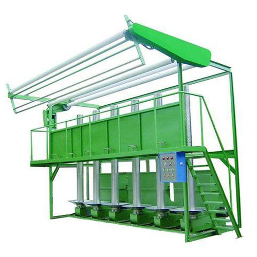 Pole Dryer Dyeing Machine