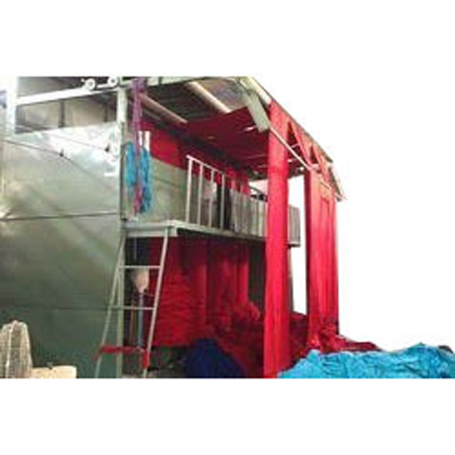 Balloon Type Pole Dyeing Dryer