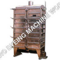 Hank Dyeing Machine - Cabinet Type