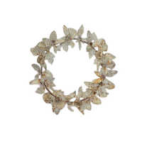 Wall Decoration Leaf Wreath