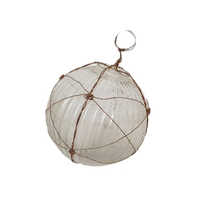 Wirework Glass Ornament