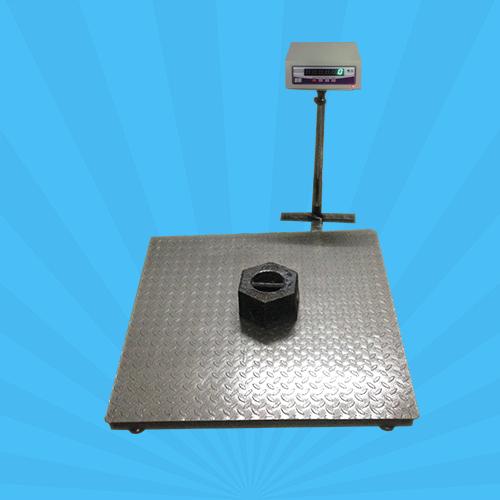 900X900 1000Kg Heavy Duty Platform Scales