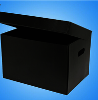 Antistatic Corrugated Plastic Boxes