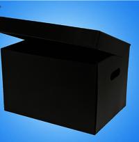 Antistatic Corrugated Plastic Boxes