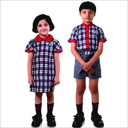 Winter School Uniform