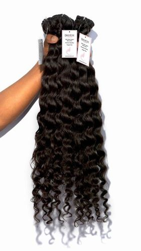 Single Machine Weft Hair (Non-Remy)