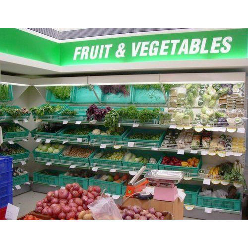 Fruit And Vegetables Racks