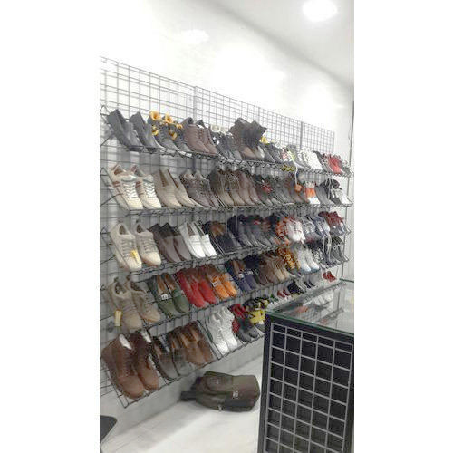 Stainless Steel Shoe Racks