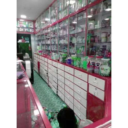 Shop Display Rack