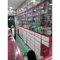 Medical Store Display Rack