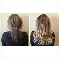 Girls Hair Bonding Services