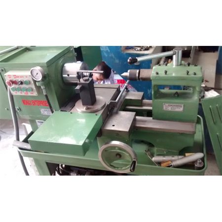 Horizontal Forming Machine