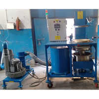 Vertical Centrifugal Coating Machine
