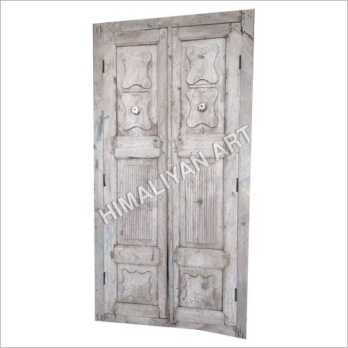 Antique TEAK DOOR