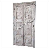 Antique TEAK DOOR