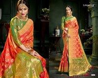 Beautiful Banarasi Silk Sarees