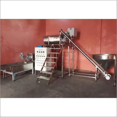 Automatic Pasta Making Machine 200 kg-h