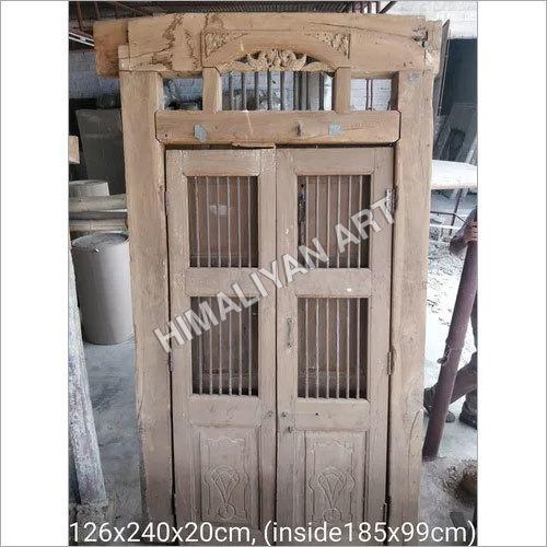 Ready Made TEAK Wooden Door