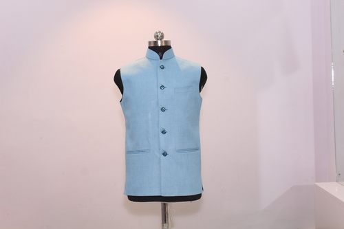 Plain Nehru Jacket