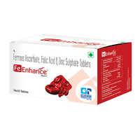 Ferrous Ascorbate Zinc Sulphate Tablets