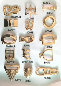 Men's Brass Belt Buckles
