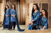 Punjabi Cotton Printed Suits