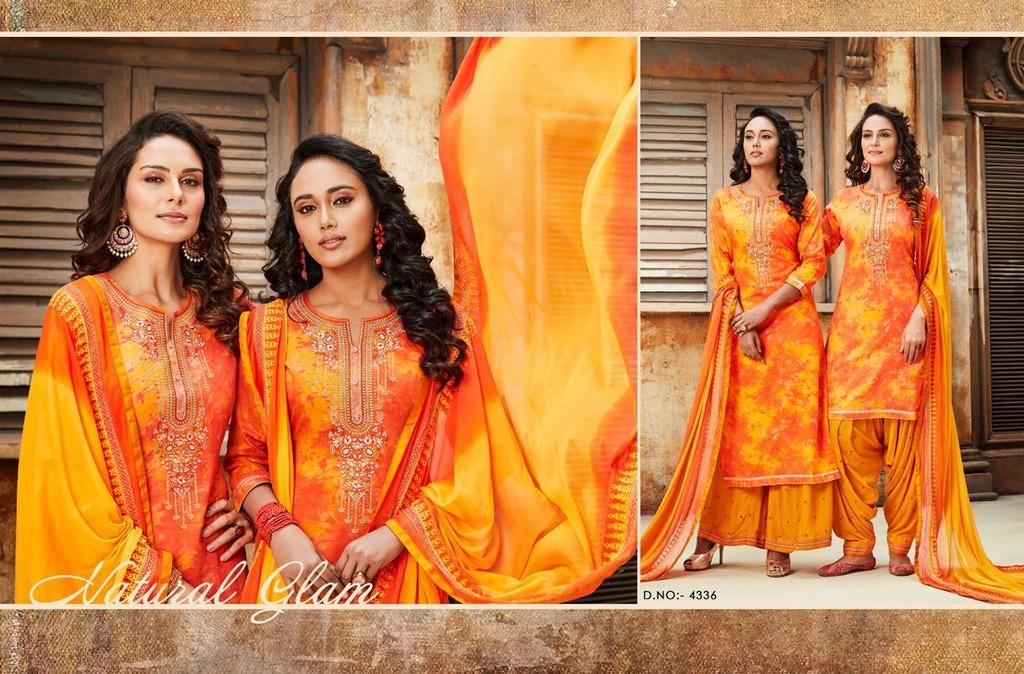 Punjabi Cotton Printed Suits