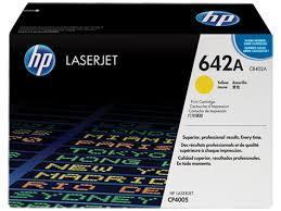 HP (CB402A) YELLOW TONER CARTRIDGE