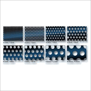 Perforated Sheet Patterns