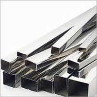 Polished Square Pipes