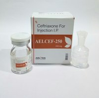 Ceftriaxone 250mg Injection