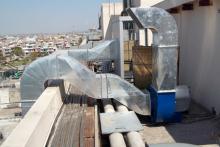 Industrial Exhaust Ducting