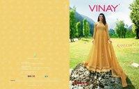 Lunching Georgette  Designer  Salwar  Suits