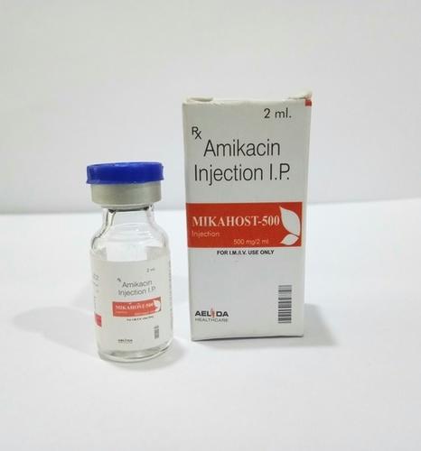 Amikacin Injection I.P.