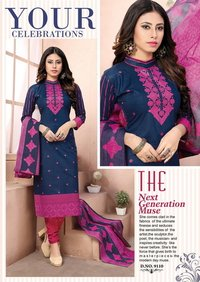 Exclusive Cotton Salwar Kameez