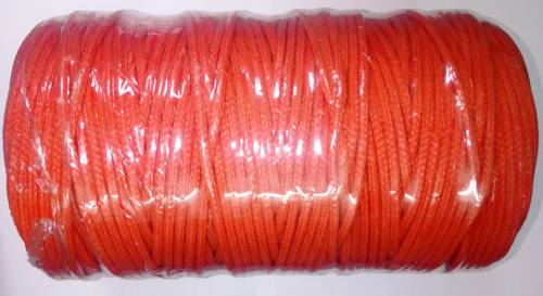 Orange Braided Twine